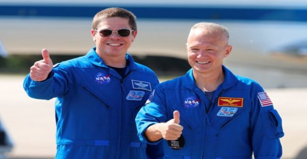 La Nasa lanzamiento de SpaceX: ¿Quiénes son los astronautas?