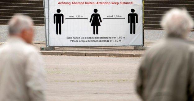 La división de alemania por los planes de nix normas a pesar de los brotes de