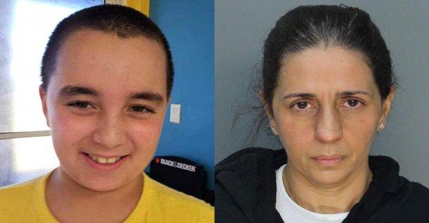 La madre en la Florida enfrenta a cargo de asesinato después de que hijo autista, 9, encontrado muerto, la policía dice que