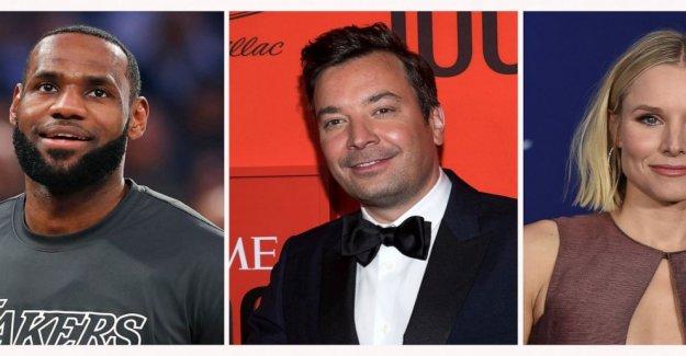 LeBron James, Spotify, HBO entre 2020 ganadores de los premios Webby