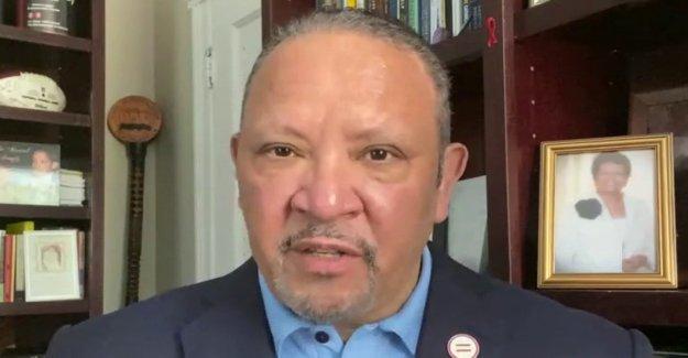 Liga nacional Urbana CEO: Otros agentes implicados en George Floyd de la muerte', debería haber sido arrestado'