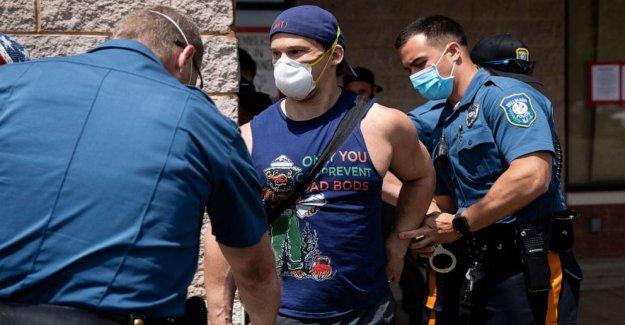 Los funcionarios de salud apagar Nueva Jersey gimnasio que desafió COVID-19 permanecer-en-hogar de la orden