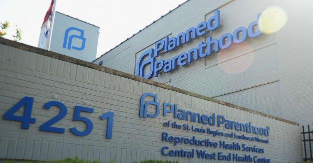 Los senadores republicanos malestar de Planned Parenthood, los afiliados pueden haber recibido fondos PPP