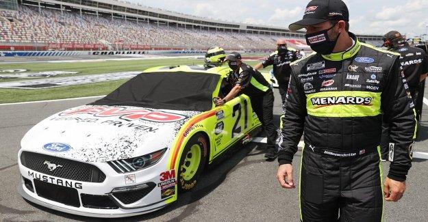 Matt DiBenedetto dice recuerdos de Bristol NASCAR derrota en la Copa todavía 'dolorosa'