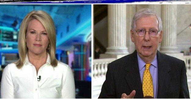 McConnell dice Senado no listo para embarcaciones de nuevo estímulo: 'no va a ser una de 3 billones de dólares del ala izquierda de la lista de deseos'