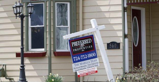 NOS las ventas de viviendas existentes de inmersión 17,8% en abril