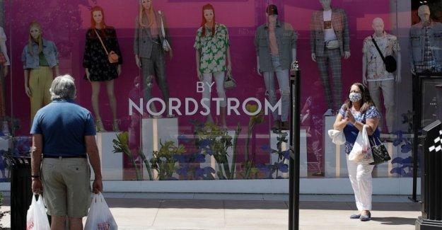 Nordstrom 1T ventas cayeron 40% como pandemia cerradas las tiendas