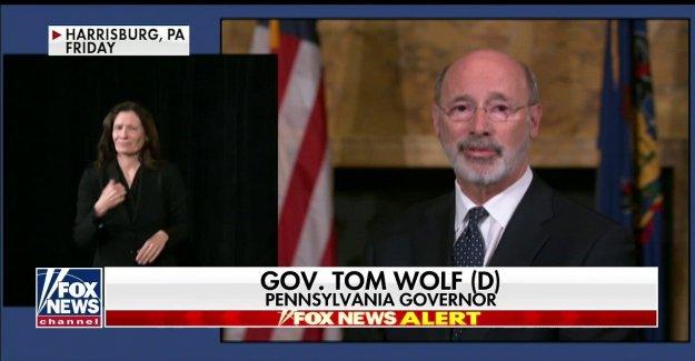 Pennsylvania Lobo comienza a sentir la presión de sus compañeros Demócratas sobre las restricciones: informe