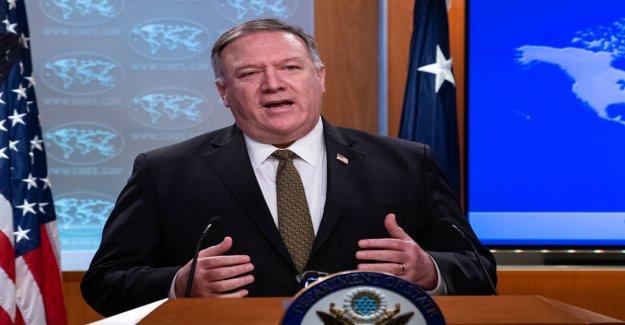 Pompeo acusa a Irán de eco de 'Hitler llamada del genocidio, sobre la solución final de la retórica