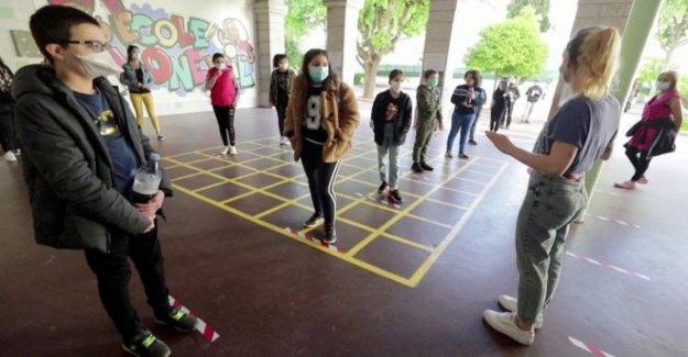 ¿Por qué la reapertura de las escuelas francesas es una emergencia social