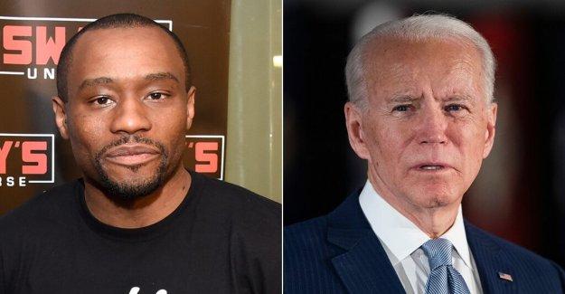 Profesor Liberal, dice Biden entrevista 'muestra cómo los Demócratas toman Negro votos por sentado'