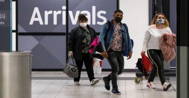 Reino unido llegadas podría ser multado por violar la cuarentena