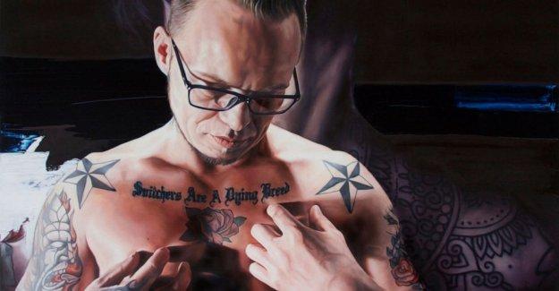 Reseña: En 'el Pintor y el Ladrón,  una improbable amistad