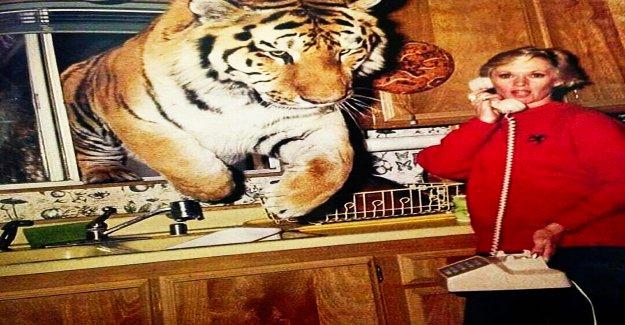 Tippi Hedren, 90, todavía vive con '13 o 14 leones y tigres, nieta de Dakota Johnson revela