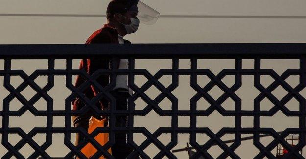 Turquía confirma 32 muertes, 1,141 nueva COVID-19 casos