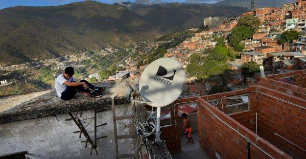 Venezolana de alta órdenes de la corte de DirecTV bienes incautados