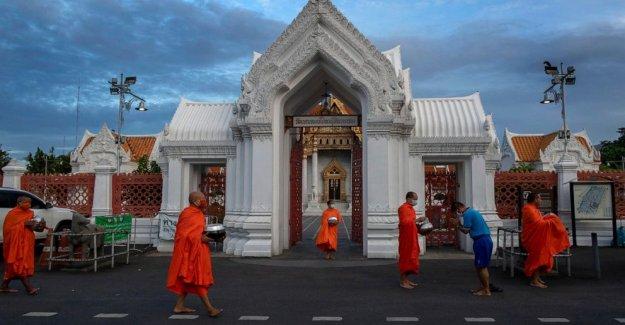 AP FOTOS: Tailandia reapertura es igual pero diferente