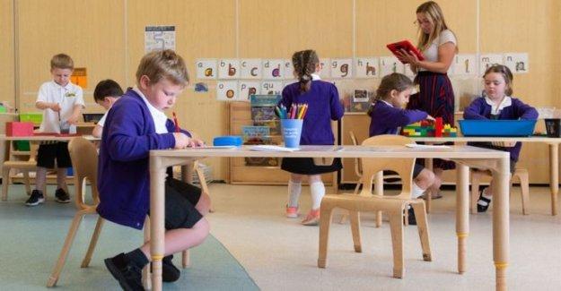 Abandonar los planes para reabrir las escuelas en el mes de junio, dice unión