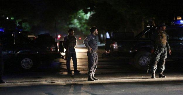 Afgano oficial: Kabul mezquita bombardeado, 2 muertos, 2 heridos