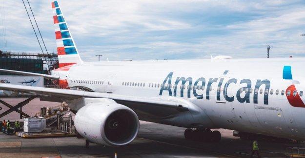 American Airlines de pasajeros se inició vuelo por negarse a vestir la máscara