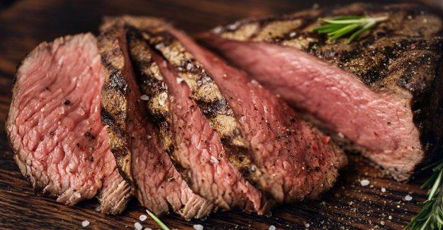 Americano como un montón de diferentes tipos de carne, pero principalmente quieren cocinado de la misma manera, el estudio revela