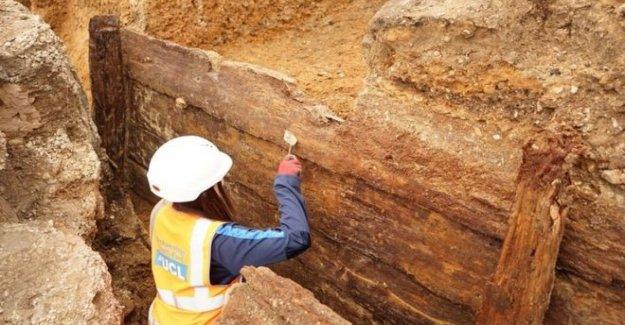 Arqueólogos de encontrar Londres primeros teatro'