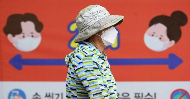Asia: Corea del Sur se sujeta de nuevo como el virus de la rebotes