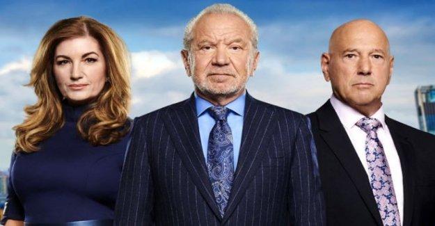 BBC llamadas fuera Del Aprendiz 2020 de la serie