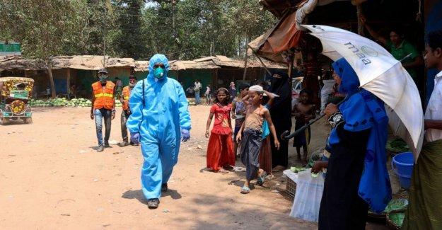 Bangladesh confirma 1º de la muerte de Rohingya de coronavirus
