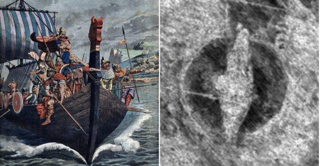 Barco vikingo descubrimiento: Histórico excavar para descubrir drakkar se inicia en Noruega