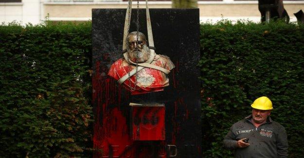 Bélgica desmantela estatua del ex monarca como rey expresa su fondo lamenta' república democrática del Congo colonial abusos