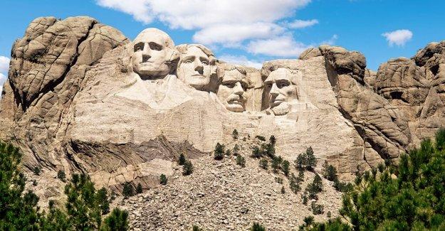 Ben Shapiro advierte de que estamos a cinco segundos de distancia desde el golpe hasta el Monte Rushmore movimiento