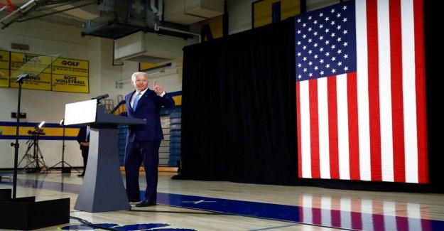 Biden anuncia es  armar una lista de posibles mujer de negro de la Corte Suprema de los nominados