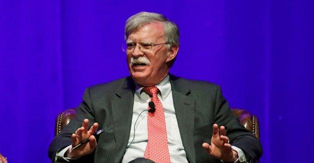 Bolton: Trump no 'encajan' para ser el presidente, carece de competencia para llevar a cabo el trabajo