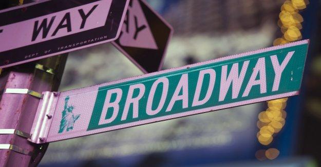 Broadway se extiende apagado hasta enero debido a la pandemia de coronavirus