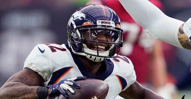 Broncos Kareem Jackson pruebas positivas para COVID-19, dice que él no está sorprendido en espiga entre jugadores de la NFL