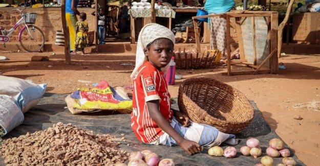 Burkina Faso alimentaria de los males de profundizar en como extremistas ampliar el alcance