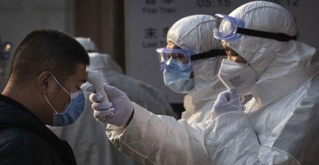 China bloquea 400.000 personas después de que el virus de la espiga