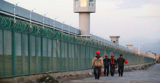 China realización de la esterilización masiva de las minorías Musulmanas que podría equivaler al genocidio: Informe
