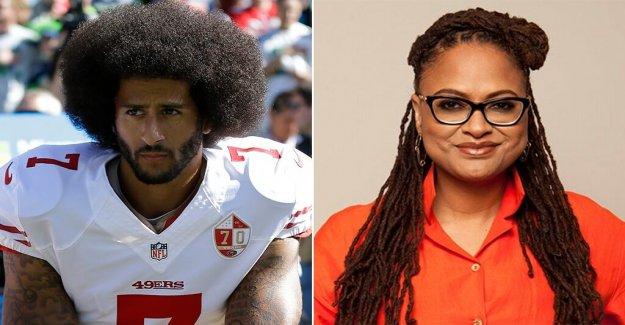 Colin Kaepernick y Ava DuVernay anunciar nuevos de la serie de Netflix sobre el jugador de fútbol americano de la vida