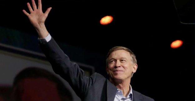 Colorado Hickenlooper gana Dem principal reto para Gardner para el Senado de EE.UU.