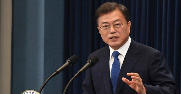 Corea del sur unificación ministro dimite en medio de crecientes tensiones con el Norte de