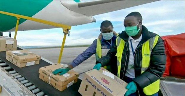 Coronavirus: Cómo África cadenas de suministro está evolucionando