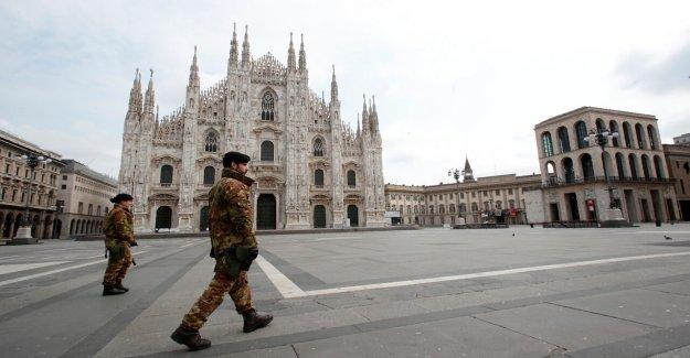 Coronavirus fue en el norte de Italia, en diciembre, los funcionarios se revelan después de estudiar las aguas residuales