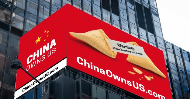 Cuánto de los Estados unidos que China propio?