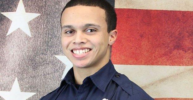 Cuerpo de desaparecidos del estado de Washington, de bombero, de 23 años, se encontró después de que él se cayó del acantilado en senderismo accidente