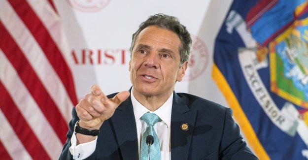 Cuomo llamadas NYC protestas 'contraproducente' a la disminución de la propagación del coronavirus