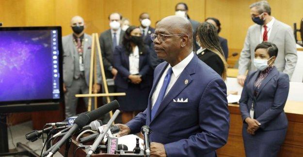 DA dice que él fue haciendo su trabajo por la carga de los oficiales de la muerte de Rayshard Brooks