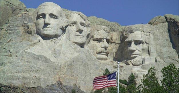 Dakota del sur gov advierte el Monte Rushmore no ser el blanco: 'No en mi reloj'