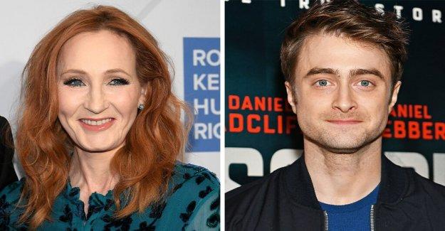 Daniel Radcliffe responde a J. K. Rowling tweets sobre el género: 'las mujeres Transexuales son mujeres'